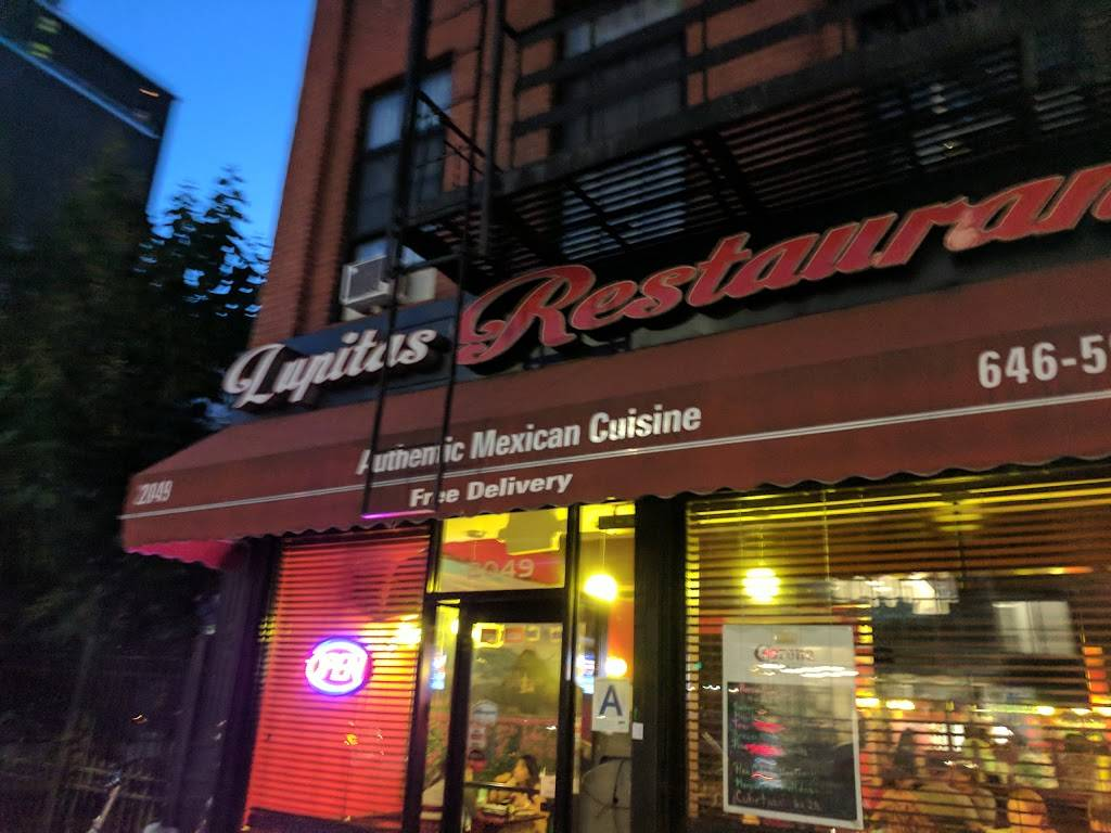 Lupitas | restaurant | 2049 2nd Ave, New York, NY 10029, USA | 6465904202 OR +1 646-590-4202