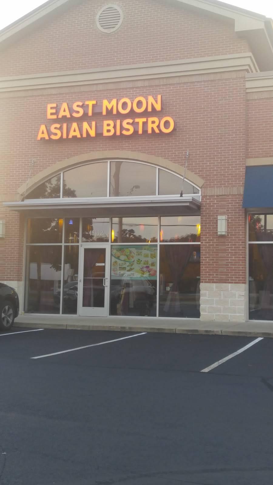 East Moon Bistro | restaurant | 13352 Minnieville Rd, Woodbridge, VA 22192, USA | 7038782688 OR +1 703-878-2688
