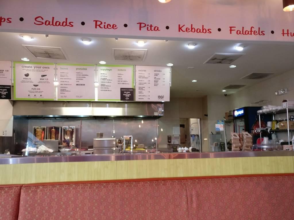 IDOF - I Dream of Falafel   restaurant   17W635 E Roosevelt Rd, Oakbrook Terrace, IL 60181, USA   6304682606 OR +1 630-468-2606