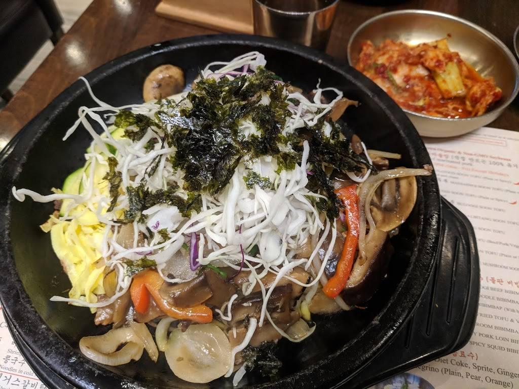 Myung Dong Noodle House | restaurant | 2013 Lemoine Ave, Fort Lee, NJ 07024, USA | 2015926900 OR +1 201-592-6900