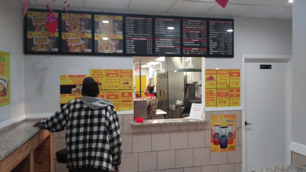 Williams Chicken | restaurant | 11932 Elam Rd, Balch Springs, TX 75180, USA | 2142427209 OR +1 214-242-7209