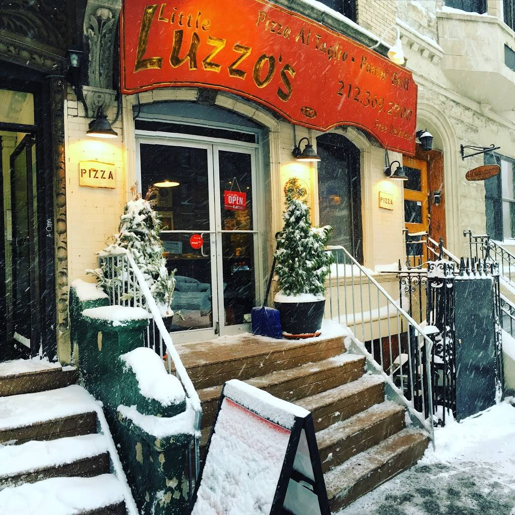 Little Luzzos | meal delivery | 119 E 96th St, New York, NY 10128, USA | 2123692300 OR +1 212-369-2300