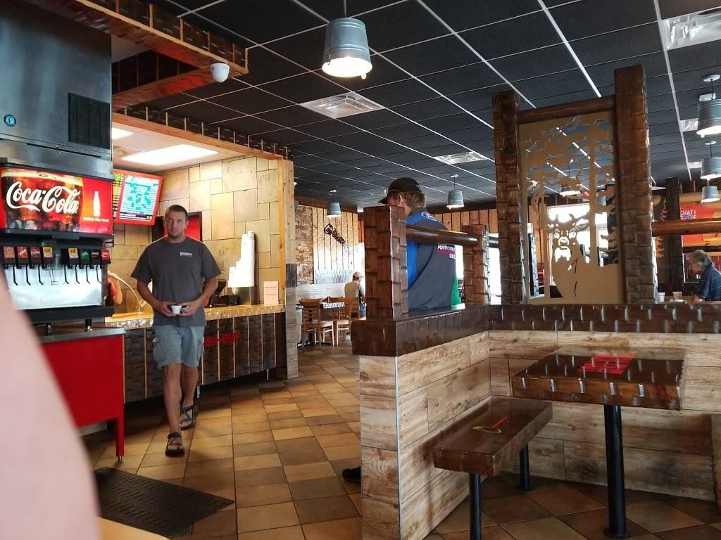 Cook Out   restaurant   5390 TN-153, Hixson, TN 37343, USA