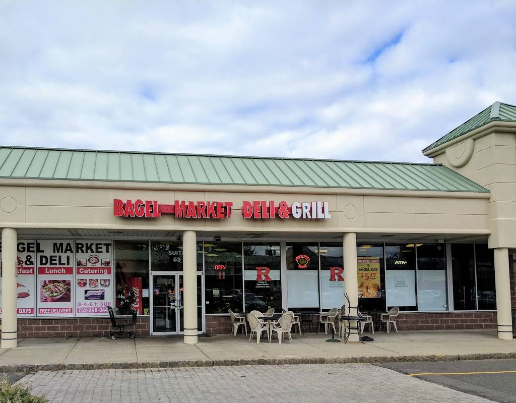 Bagel Market & Deli   bakery   900 Easton Ave #52, Somerset, NJ 08873, USA   7324480440 OR +1 732-448-0440