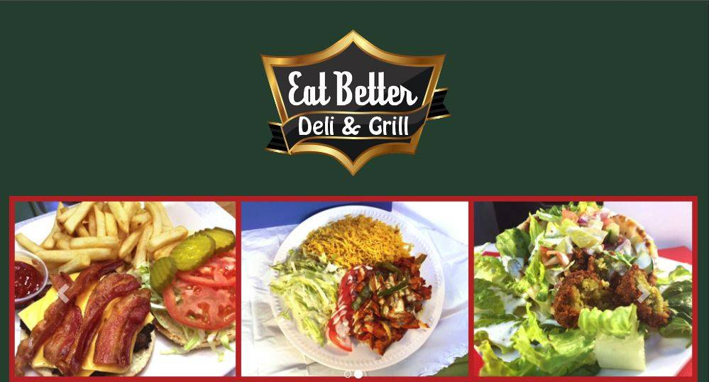 Eat Better Deli and Grill | restaurant | 4202, 527 E 137th St, Bronx, NY 10454, USA | 3472702323 OR +1 347-270-2323