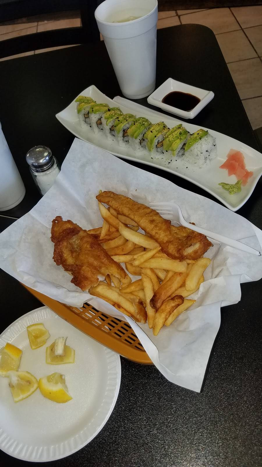 Tugboat Fish and Chips 22 | restaurant | 5501 Dyer St C, El Paso, TX 79904, USA | 9155662878 OR +1 915-566-2878