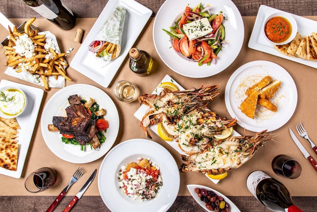 Oliv Pit Athenian Grill | restaurant | 6006 SW 18th St #6B, Boca Raton, FL 33433, USA | 5614092049 OR +1 561-409-2049