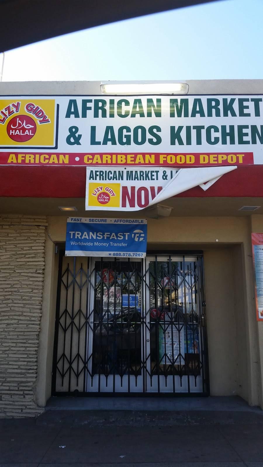 Lizy Gidy African Market | restaurant | 3727 University Ave, San Diego, CA 92105, USA | 6192556926 OR +1 619-255-6926