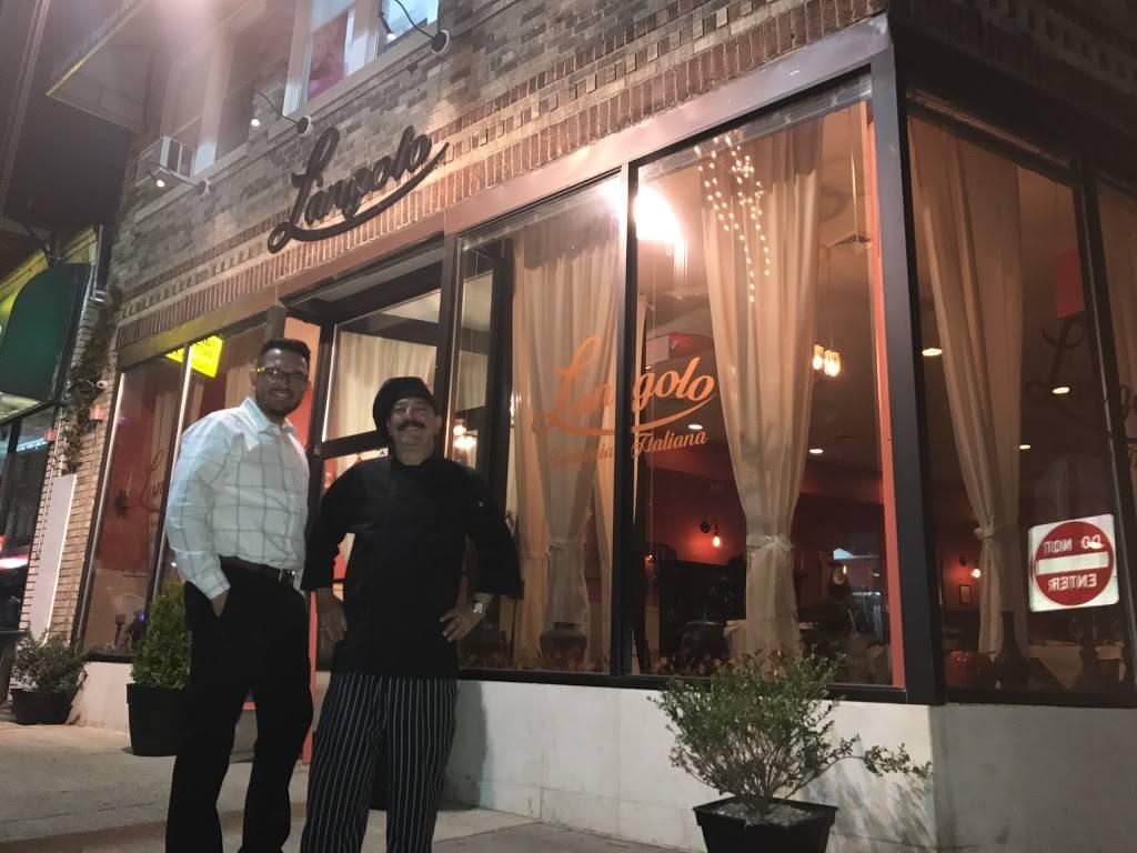 Langolo Trattoria Italiana | restaurant | 696 Anderson Ave, Cliffside Park, NJ 07010, USA | 2019410853 OR +1 201-941-0853