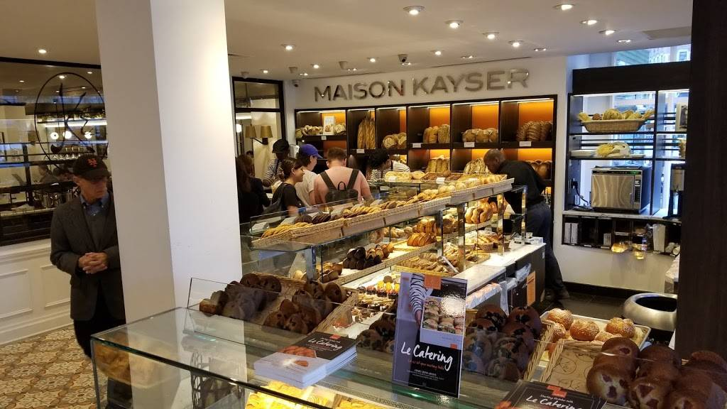 Maison Kayser | cafe | 1800 Broadway, New York, NY 10019, USA | 2122454100 OR +1 212-245-4100