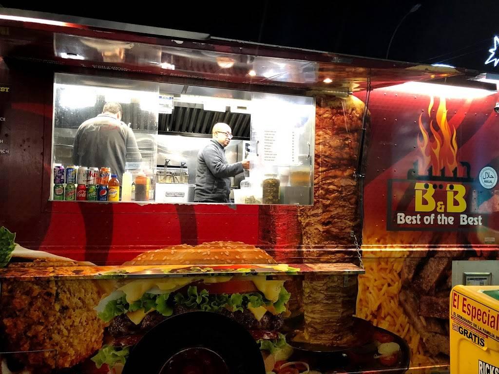 B&B - Best of the Best (Halal Cart) | restaurant | 46-9, 46-1 Queens Blvd, Sunnyside, NY 11104, USA | 2124703882 OR +1 212-470-3882