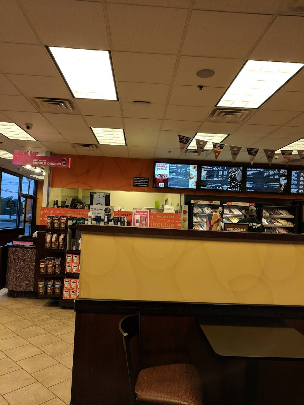 Dunkin | cafe | 100 W Germantown Pike, East Norriton, PA 19401, USA | 4846791370 OR +1 484-679-1370