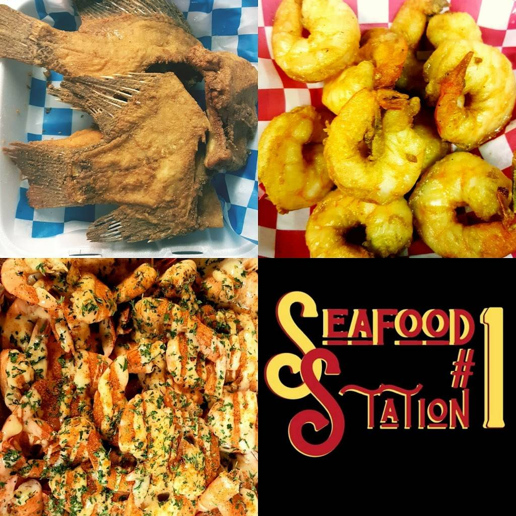 Seafood Station #1 | restaurant | 615 Laurens St NW, Aiken, SC 29801, USA | 8032260173 OR +1 803-226-0173