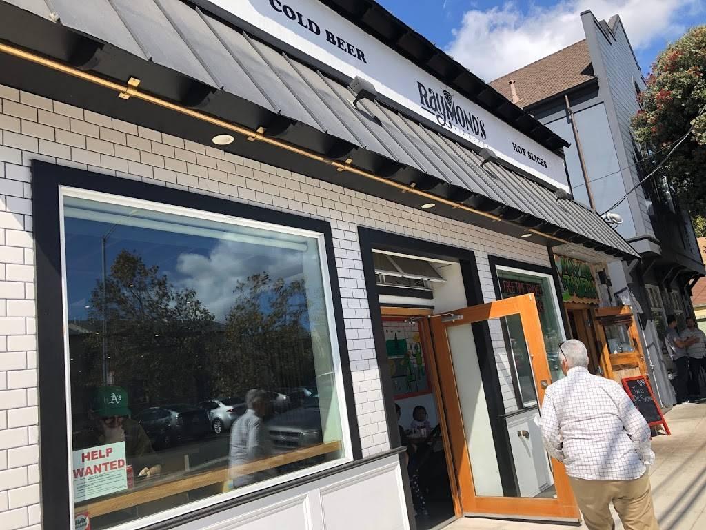 Raymond's Pizzeria | restaurant | 130 Railroad Ave, Richmond, CA 94801, USA | 5106094961 OR +1 510-609-4961