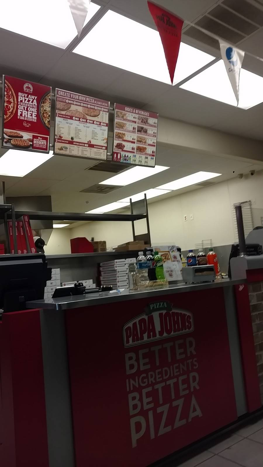 Papa Johns Pizza | meal delivery | 1601 N Texas Ave #120, Bryan, TX 77803, USA | 9797781500 OR +1 979-778-1500