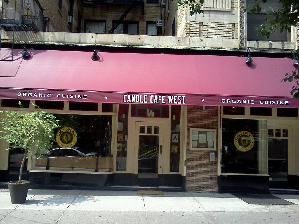 Candle Cafe West | restaurant | 2427 Broadway, New York, NY 10024, USA | 2127698900 OR +1 212-769-8900