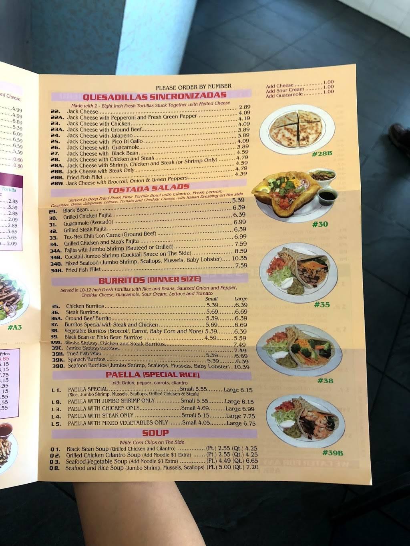 Fresh Taco | restaurant | 45-59 46th St, Woodside, NY 11377, USA | 7187521818 OR +1 718-752-1818