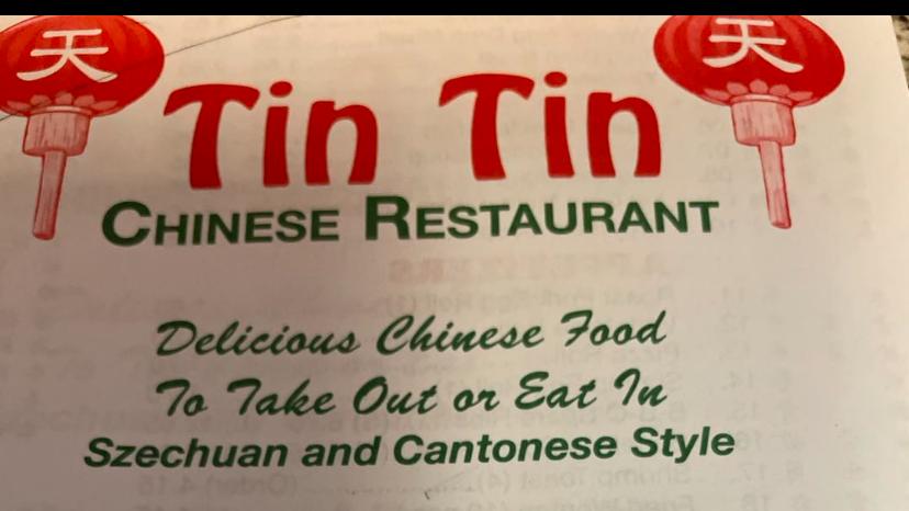 TinTin chinese restaurant | restaurant | 102 Prospect Ave, Scranton, PA 18505, USA | 5709699968 OR +1 570-969-9968