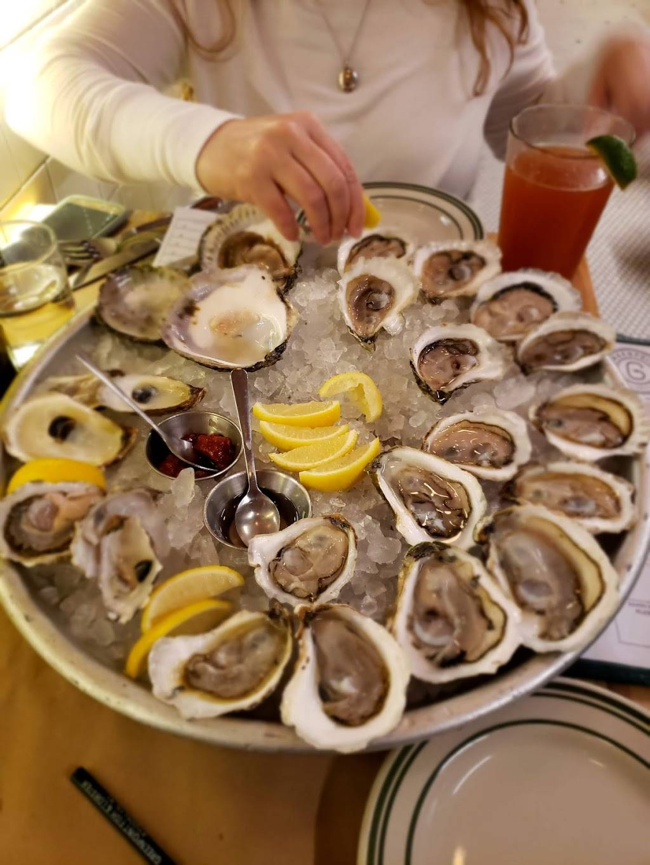 Greenpoint Fish & Lobster Co.   restaurant   114 Nassau Ave, Brooklyn, NY 11222, USA   7183490400 OR +1 718-349-0400