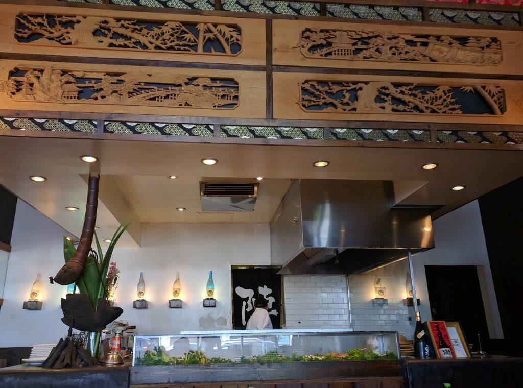 Robata JINYA | restaurant | 8050 W 3rd St, Los Angeles, CA 90048, USA | 3236538877 OR +1 323-653-8877