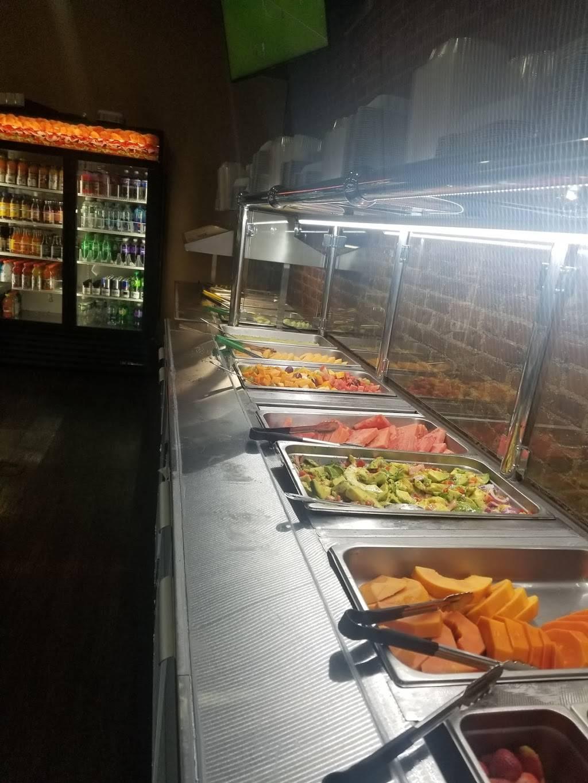 Liberty Soul Food Restaurant 1639 Broadway Brooklyn Ny 11207 Usa