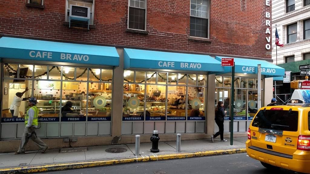 Cafe Bravo | meal takeaway | 94 Greenwich St, New York, NY 10006, USA | 2124064444 OR +1 212-406-4444