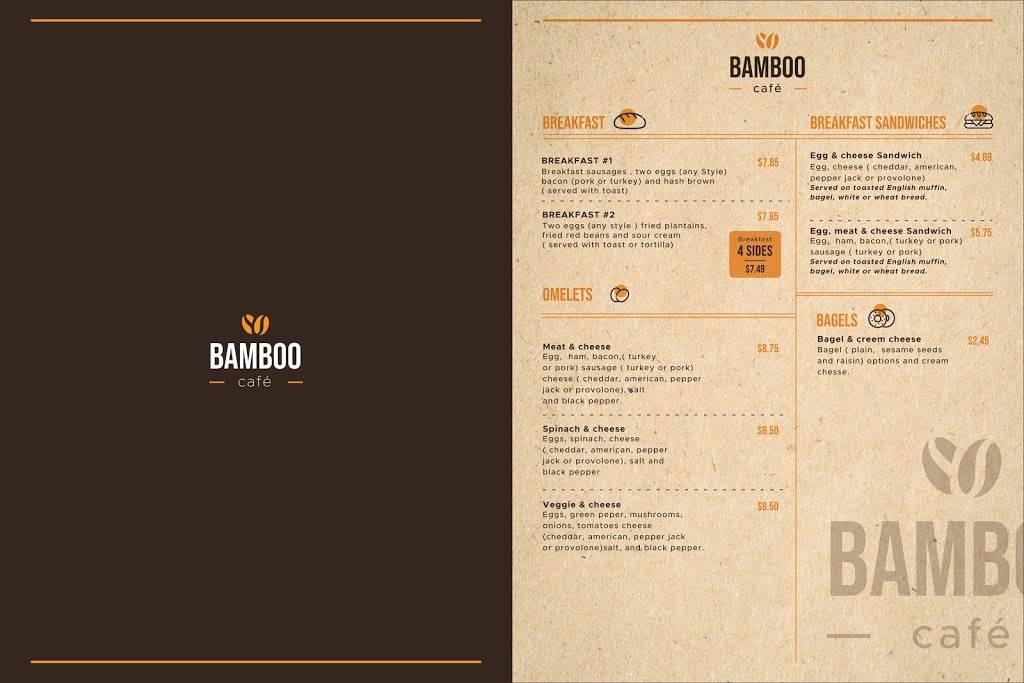 Bamboo Café | restaurant | 4222 D, Howard Ave, Kensington, MD 20895, USA | 2405342112 OR +1 240-534-2112