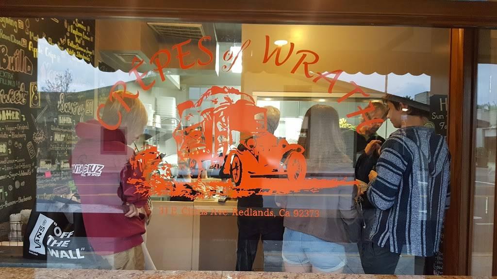 Crepes of Wrath | restaurant | 31 E Citrus Ave, Redlands, CA 92373, USA | 9095226288 OR +1 909-522-6288