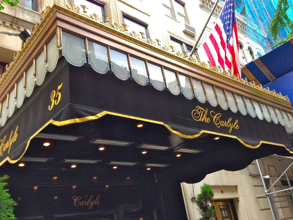 Café Carlyle | cafe | 35 E 76th St, New York, NY 10075, USA | 2127441600 OR +1 212-744-1600