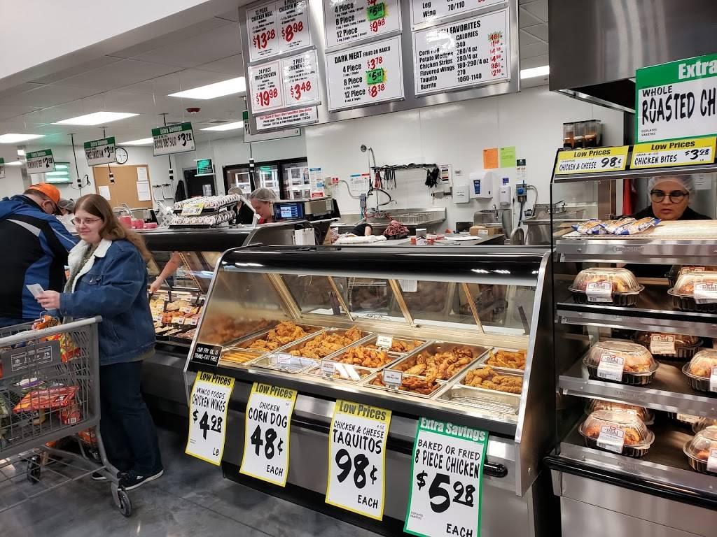 WinCo Foods | bakery | 7130 S Memorial Dr, Tulsa, OK 74133, USA | 9188887002 OR +1 918-888-7002
