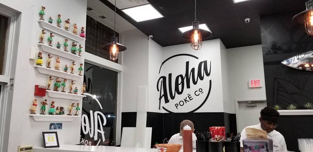 Aloha Poke Co. | restaurant | 630 Davis St, Evanston, IL 60201, USA | 2249997298 OR +1 224-999-7298