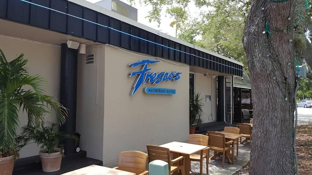 Frescos Waterfront Bistro | restaurant | 300 2nd Ave NE, St. Petersburg, FL 33701, USA | 7278944429 OR +1 727-894-4429