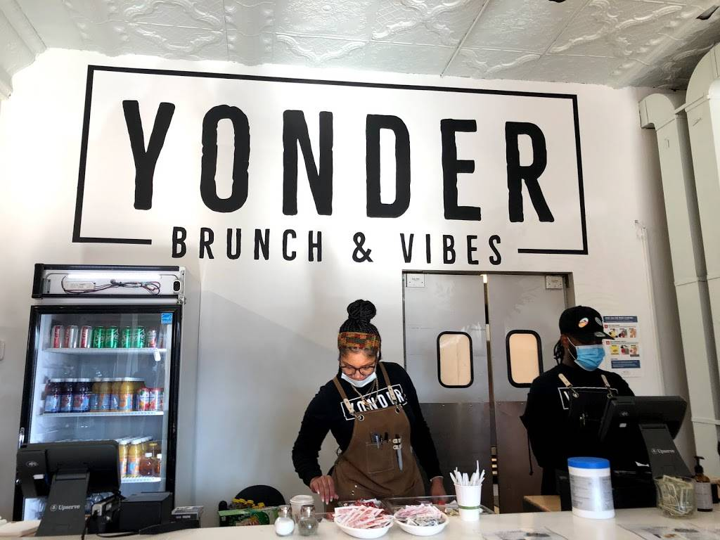 Yonder Brunch & Vibes   restaurant   3859 Superior Ave, Cleveland, OH 44114, USA   2164653046 OR +1 216-465-3046