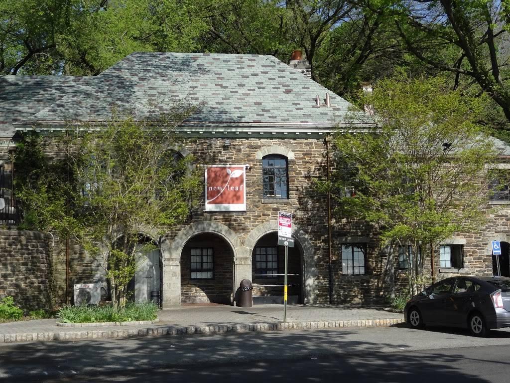 New Leaf | cafe | 1 Margaret Corbin Dr, New York, NY 10040, USA | 2125685323 OR +1 212-568-5323