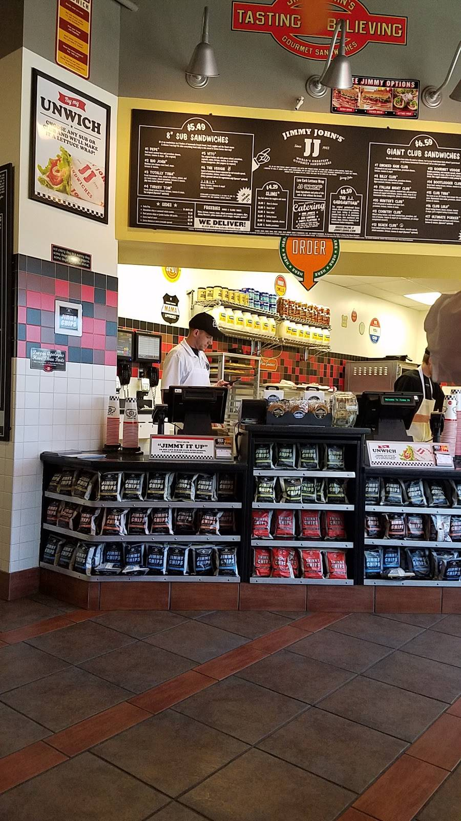Jimmy Johns | meal delivery | 2337 S Shields St, Fort Collins, CO 80526, USA | 9704937500 OR +1 970-493-7500