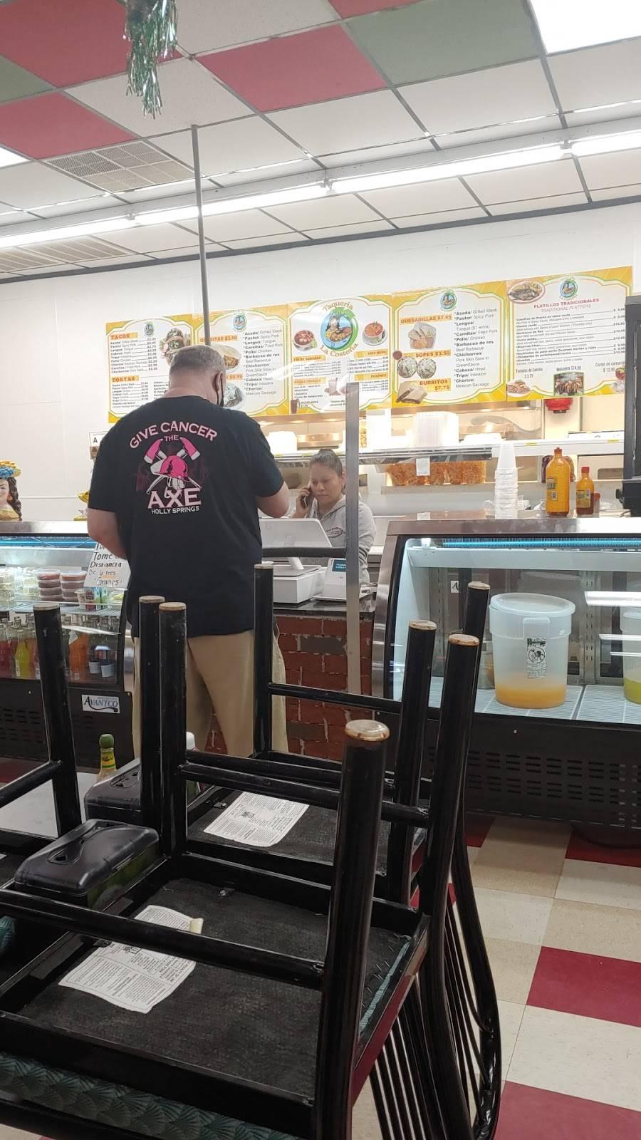 Taqueria La Costena | restaurant | 101 Dickens Rd, Fuquay-Varina, NC 27526, USA | 9192853060 OR +1 919-285-3060