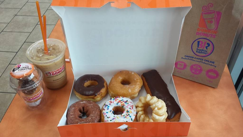 Dunkin   bakery   4525 N Sterling Ave, Peoria, IL 61615, USA   3096820272 OR +1 309-682-0272