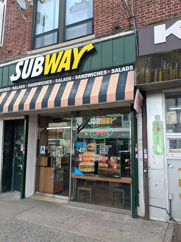 Subway Restaurants | restaurant | 22-11 31st St, Astoria, NY 11105, USA | 7186261346 OR +1 718-626-1346