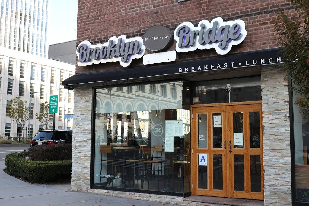 Brooklyn Bridge Bistro | restaurant | 63 Tillary St, Brooklyn, NY 11201, USA | 7188580007 OR +1 718-858-0007