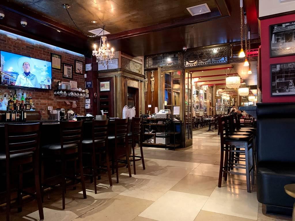 Lombardi's | restaurant | 290 8th Ave, New York, NY 10001, USA | 2122561973 OR +1 212-256-1973