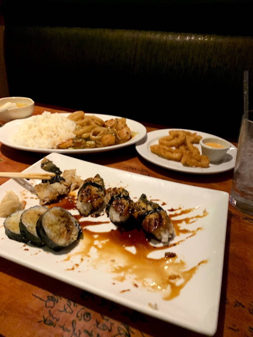 Kobe Japanese | restaurant | 506 Belle Terre Blvd, Laplace, LA 70068, USA | 9856528880 OR +1 985-652-8880