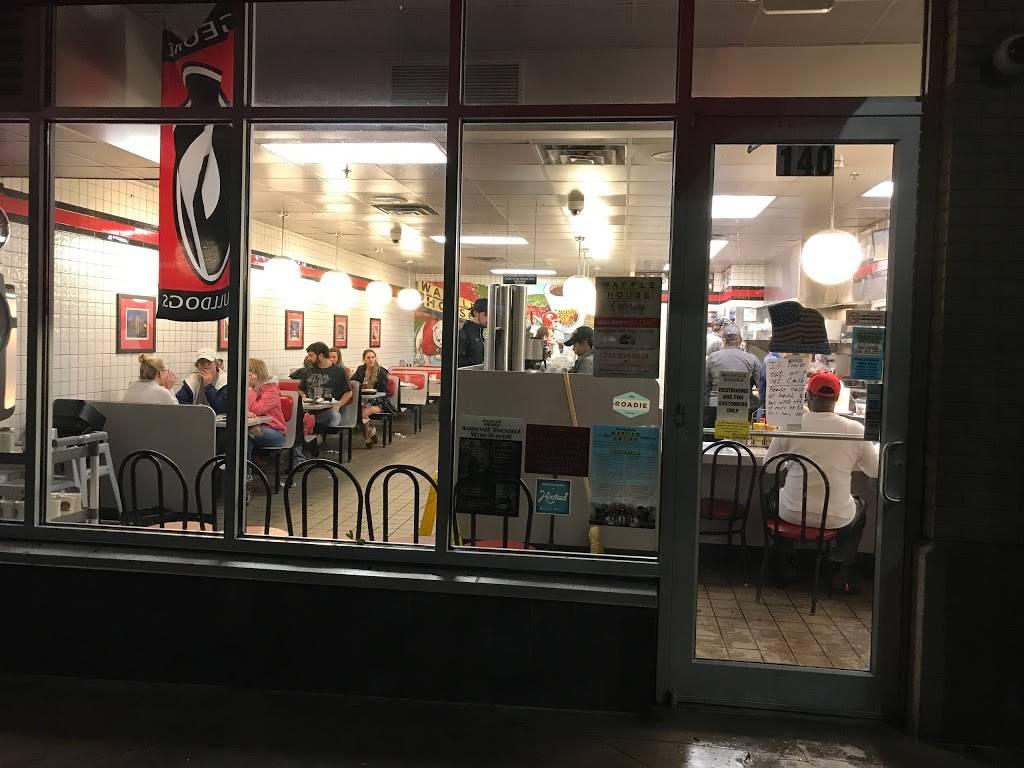 Waffle House   meal takeaway   140 W Clayton St, Athens, GA 30601, USA   7063532171 OR +1 706-353-2171