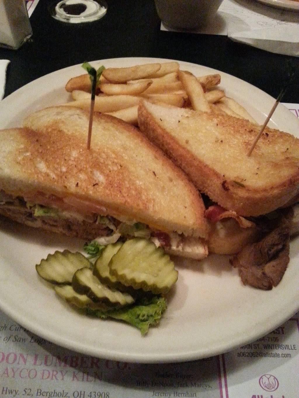 Ville Restaurant & Bar | restaurant | 100 Mall Dr, Steubenville, OH 43952, USA | 7402649887 OR +1 740-264-9887