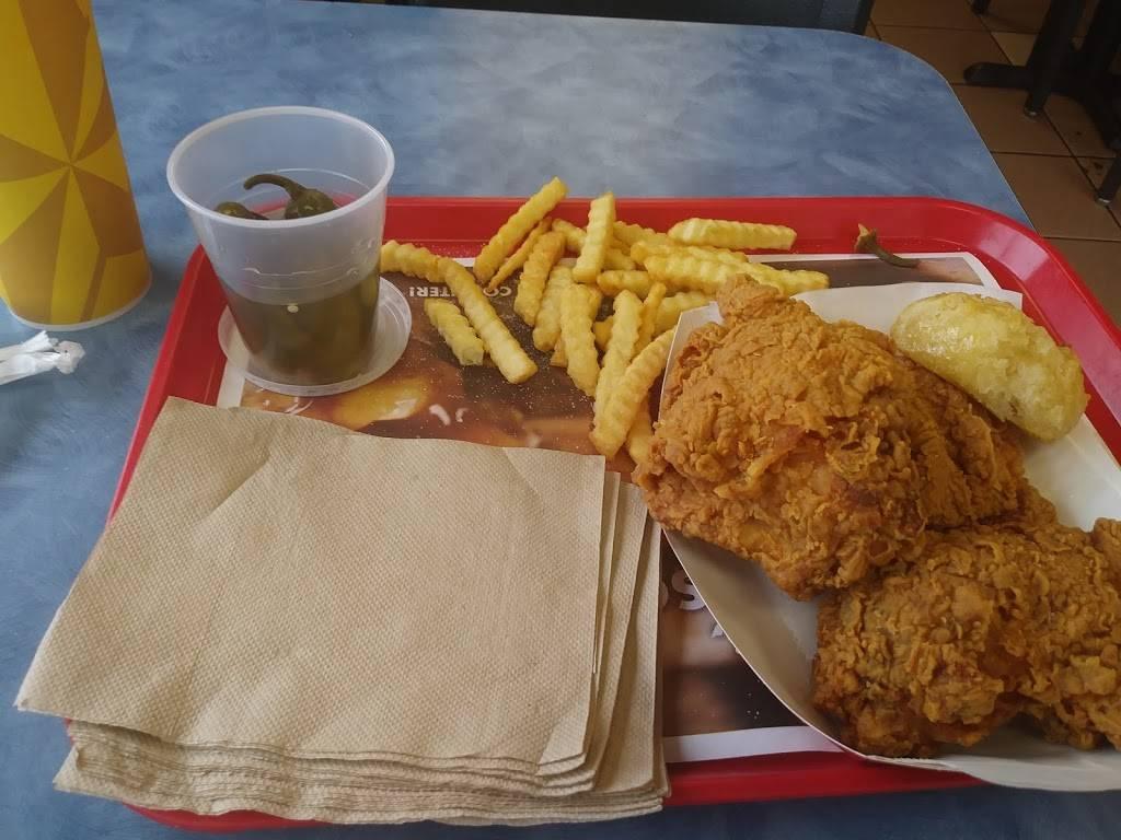 Churchs Chicken   restaurant   3403 Wesley St, Greenville, TX 75401, USA   9034542233 OR +1 903-454-2233