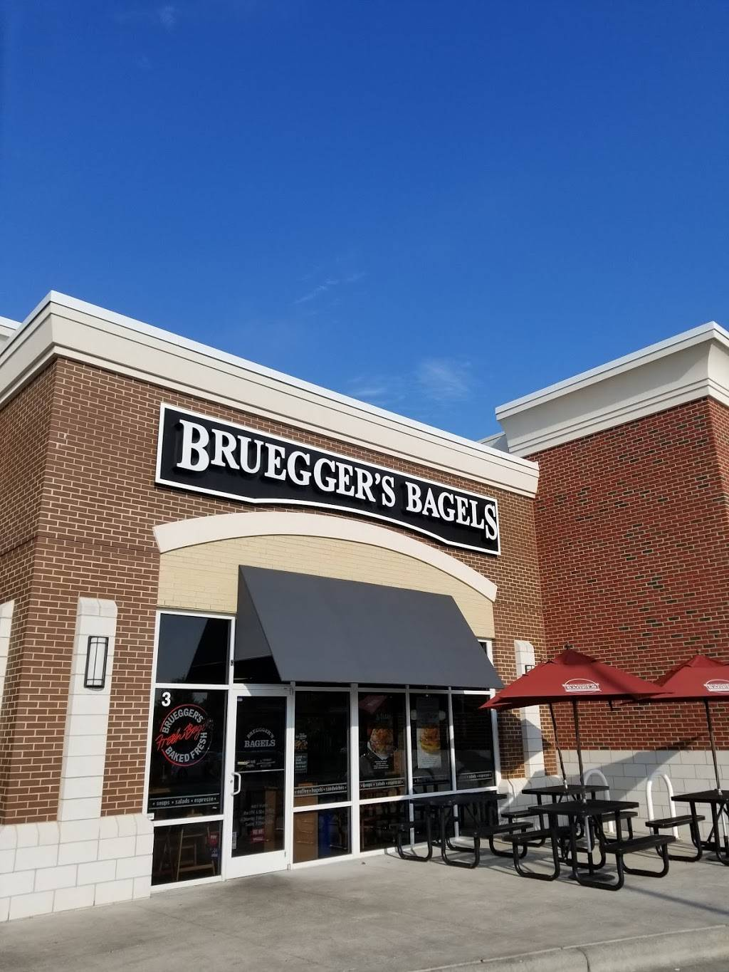 Brueggers Bagels | bakery | 4104 Surles Ct, Durham, NC 27703, USA | 9199416306 OR +1 919-941-6306