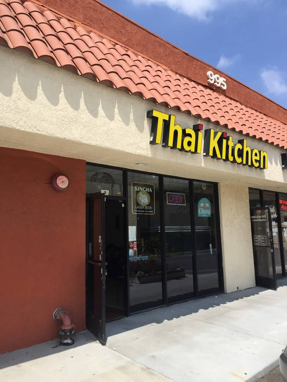 Thai Kitchen Simi Valley Restaurant 995 E Los Angeles Ave 5 Simi Valley Ca 93065 Usa