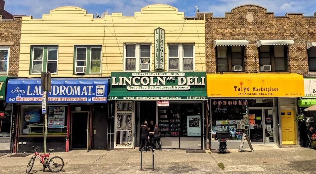 Lincoln Avenue Deli/Restaurant | restaurant | 51-25 43rd Ave, Woodside, NY 11377, USA | 7184295070 OR +1 718-429-5070