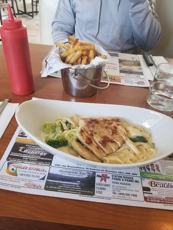 Restaurant Le Mistral Inc | restaurant | 349 Rue Beauvilliers, Saint-Gabriel-de-Brandon, QC J0K 2N0, Canada | 4508354821 OR +1 450-835-4821
