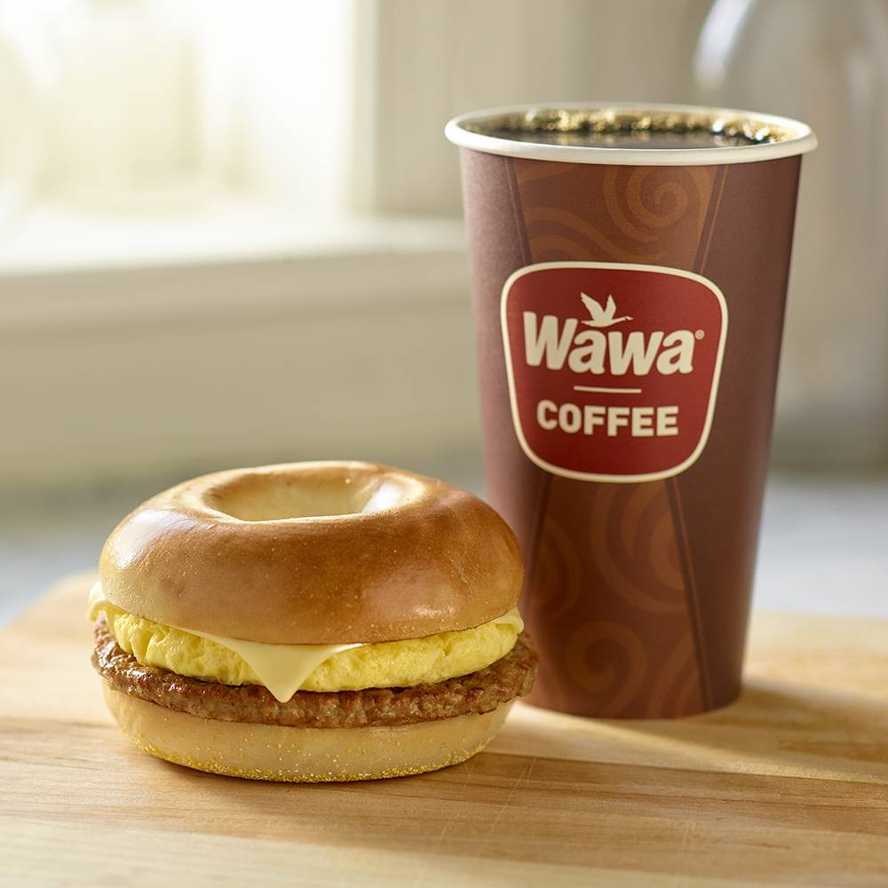 Wawa | cafe | 505 S River St, Hackensack, NJ 07601, USA | 2014881214 OR +1 201-488-1214