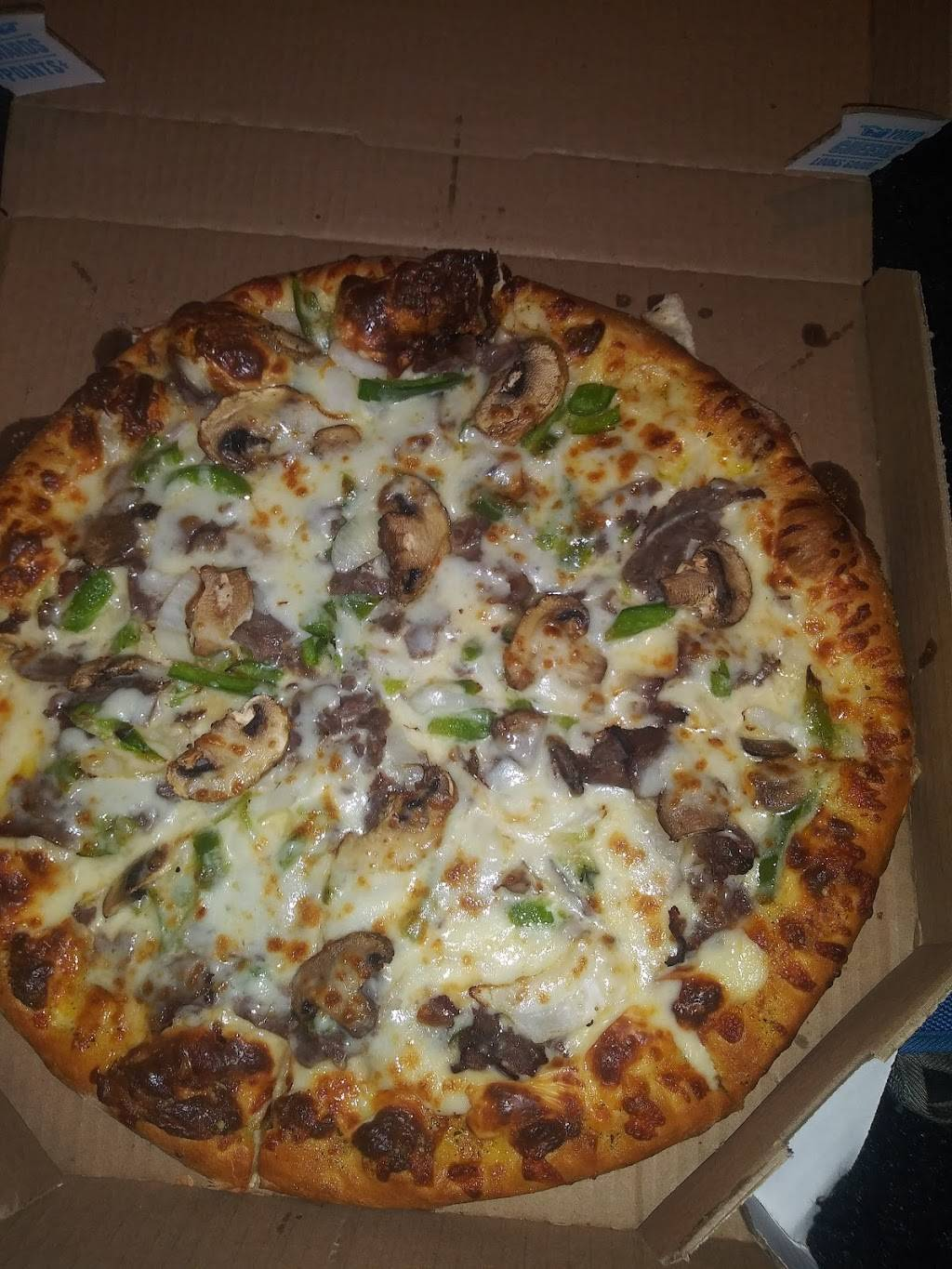Dominos Pizza | meal delivery | 716 S Broadway St, Pittsburg, KS 66762, USA | 6202315555 OR +1 620-231-5555